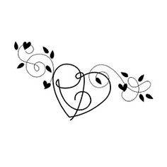 Tattoo of R+D heart, Union tattoo - TattooTribes.com