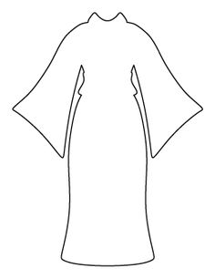 Trojan head pattern. Use the printable outline for crafts