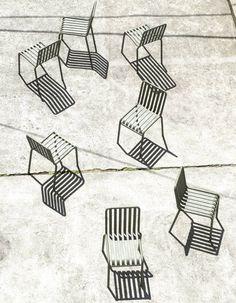 "Catégorie outdoor : collection ""Palissade"" de Hay par Studio Bouroullec"