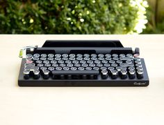 The Qwerkywriter Bluetooth Keyboard » Review