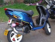 Moped Scooter Gallery | Motor Vehicle Madness