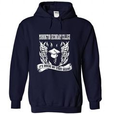 Mornington Secondary College - Its where my story begins! T-Shirts, Hoodies (37$ ==►► Shopping Here!)