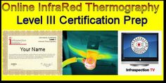 You are not on top of your renewable energy technology, until you have had this level of thermography training http://bin95.com/thermographer/infrared-thermography-training-3.htm