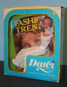 "1979 Darci Doll. She was the ""plus size Barbie"" :)"