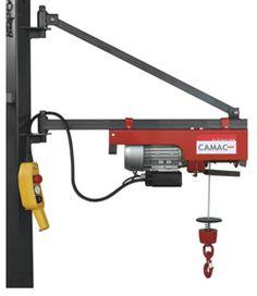 08126407 Wciągarka elektryczna linowa budowlana Camac Minor (udźwig: 150 kg) Garage Tool Storage, Garage Tools, Garage Workshop, Sheet Metal Tools, Metal Bending Tools, Small Electric Winch, Work Trailer, Cranes For Sale, Engineering Tools