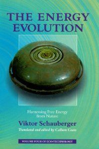 The Energy Evolution: Harnessing Free Energy From Nature (Ecotechnology): Viktor Schauberger: 9781858600611: Amazon.com: Books
