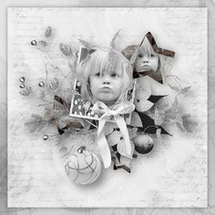 """""""Xmas frost """" by Tif Scrap, http://digital-crea.fr/shop/index.php?main_page=product_info&cPath=155_291&products_id=26322, photo Pezibear, Pixabay"""