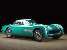 1954 Pontiac Bonneville Special Concept Car I wish this was mass produced! it looks absolutely gorgeous
