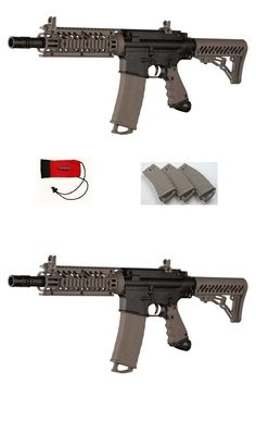 Marker Packages 47248: New Tippmann Tmc Tactical Magfed Paintball Gun Black Tan Magazine Mag Fed Sniper -> BUY IT NOW ONLY: $199.95 on eBay!