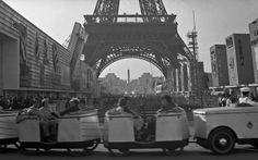1937 Paris Fair Eiffel Tower