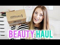 Beauty Haul: Hourglass, Becca, DryBar, Becca + More | vlogwithkendra - YouTube