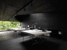 Atelier of Valerio Olgiati, Flims, Switzerland © Archive Olgiati