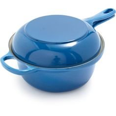 Le Creuset® Marseille Two-in-One Pan | Sur La Table