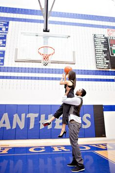 basketball engagement