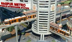 Nagpur Metro: Head Hardened Rail reaches Nagpur from Russia #RailAnalysis #Metro #News #Rail