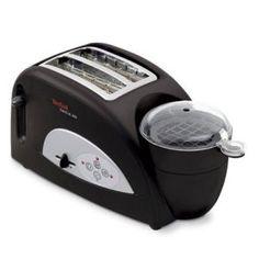 Grille-pain de tranche de Tefal 2 et cuiseur d'oeufs - TT550015- ** U.K.IMPORT **: Amazon.fr: Cuisine & Maison