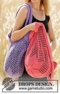 Filet Crochet, Free Crochet Bag, Crochet Market Bag, Crochet Tote, Crochet Diagram, Crochet Handbags, Crochet Purses, Crochet Crafts, Crochet Hooks