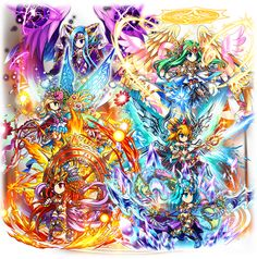 Sibyl Sisters - 6-star Unleashed! - Gumi Forums