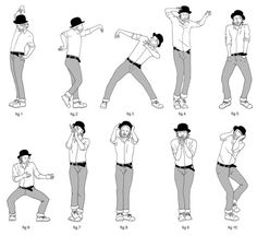 Because I like dancing, not because I am good at dancing.