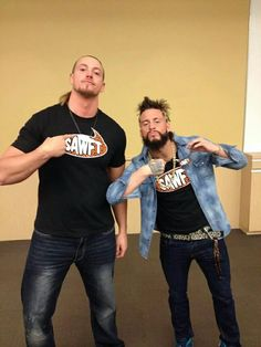Enzo Amore & Big Cass