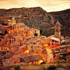 Albarracin Aragon, Spain