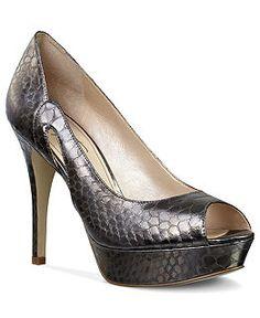 Marc Fisher Shoes, Tumble Platform Pumps - All Women's Shoes - Shoes - Macy's