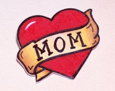 mom tattoo - Google Search