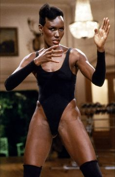 Grace Jones (A View To A Kill - 1985)