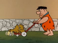 Discover & share this Fred Flintstone GIF with everyone you know. GIPHY is how you search, share, discover, and create GIFs. Classic Cartoon Characters, Cartoon Tv, Classic Cartoons, Animated Cartoons, Animated Gif, Fred Feuerstein, Fred Flintstone, Flintstone Cartoon, Vintage Cartoons