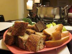 Melting Pot inspired dinner
