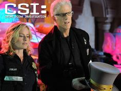 CSI  It has some episodes I could take or leave, but I still like the show