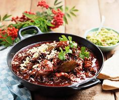 Venison, Beef, Texas Chili, Swedish Recipes, Tex Mex, Recipe Of The Day, Slow Cooker, Food And Drink, Yummy Food