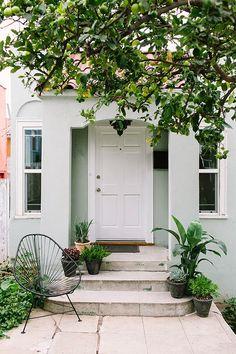 Una casa llena de detallas L.A. California: meu canto blog