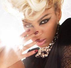 Makeup   Fierce Cat Eyes #Beyonce #sexy #smoky #paulmitchellschools #pmtsknoxvile