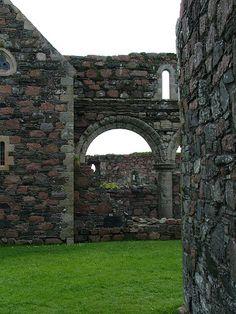 Iona Convent, Scotland