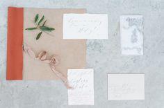Love in Venice {portfolio} – Calligraphy for Weddings