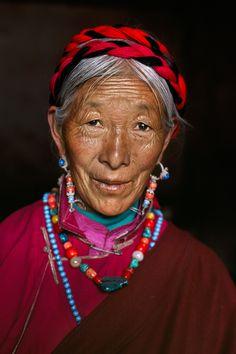Tibet, by Steve McCurry