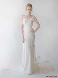 Kelly Faetanini Spring 2015 Wedding Dresses | Wedding Inspirasi