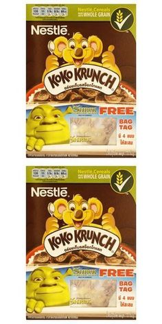 Nestle Koko Krunch Cereals with Whole Grain 170g