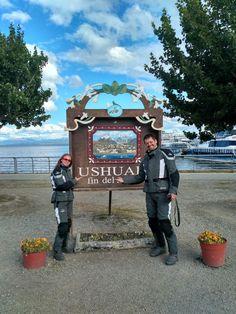 konec světa Ushuaia
