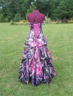 Muddy Girl CAMO Dress / Gown with Pick Up Skirt / Design Options available by CamoGownsAndMore on Etsy Pink Camo Wedding, Camouflage Wedding, Camouflage Dresses, Dream Wedding, Summer Wedding, Wedding Colors, Rock Design, Pick Up, Camo Wedding Dresses