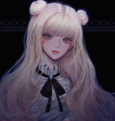 Ideas Anime Art Girl Fantasy Draw For 2019 Anime Girl Cute, Beautiful Anime Girl, Anime Art Girl, Manga Girl, Digital Art Girl, Anime People, Aesthetic Anime, Cute Drawings, Kawaii Anime