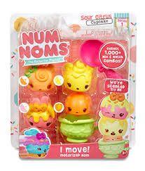 Kittywood New Num Nom Ice Cream Toys I Picked Up To Turn