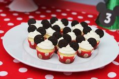Mickey Mouse Clubhouse Birthday Party Toddler Friendly Food Ideas ...