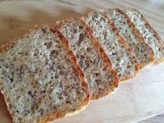 Gyors zabpelyhes kenyér | mókuslekvár.hu