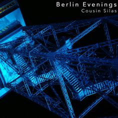 Berlin Evenings (waag_CDr004) by Cousin Silas #ambient #synth #berlin This is, as ever with the music of Cousin Silas, vital, uplifting and inspiring music that offers endless rewards with each subsequent play.