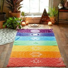 https://upkeepyoga.com/collections/mandala-blankets/products/rainbow-chakra-tapestry