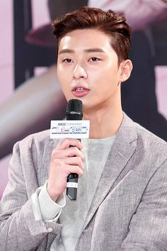 Park Seo Joon talks about the last episode and filming of 'She Was Pretty'   allkpop.com