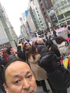 東京マラソンなのね