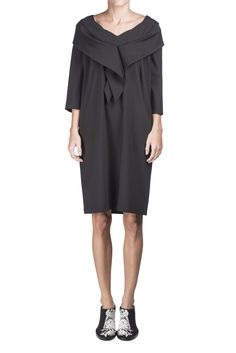 Zambesi Girl Guide Dress #Shopafar #Zambesi #dress #black #littleblackdress #silk #fashion #luxury #ss15